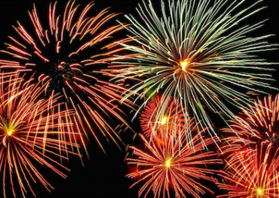 Penrith Show Fireworks Spectacular